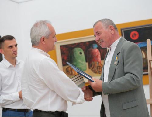 Поет з Тернопільщини став лауреатом літературної премії імені Катерини Мандрик-Куйбіди