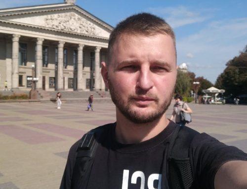 """Юрій Матевощук: """"Це не мій фестиваль, це фестиваль відвідувачів. Тому, не провести його не можу."""""""