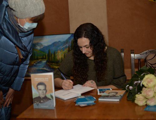 Молода письменниця з Бучача видала книжку про переселенців