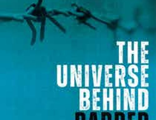 «Всесвіт за колючим дротом» галичанина Мирослава Мариновича відтепер читатимуть в Британії