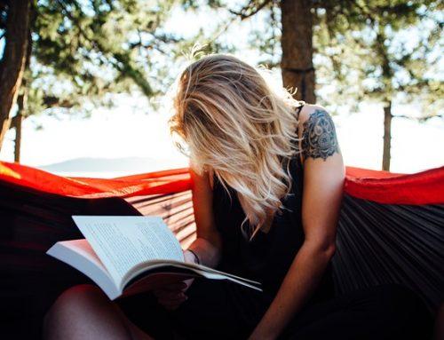Літо, гамак і книжка. Книжкова добірка для відпочинку в горизонтальному положенні